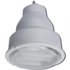 Лампа люминисцентная MR16 7Вт GU5.3 2700К Ecola Luxer (10/100)