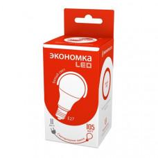 Лампа диодная A60 11Вт Е27 4500К 890Лм Экономка (10/100)