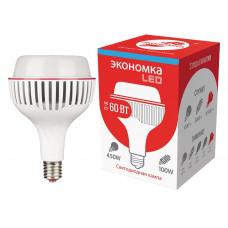 Лампа диодная HP 60Вт Е27/E40 6500К 5300Лм d170x230мм Экономка (8)