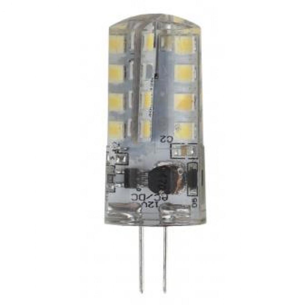 Лампа диодная G4 12В 3Вт 4000К 240Лм Эра (100)