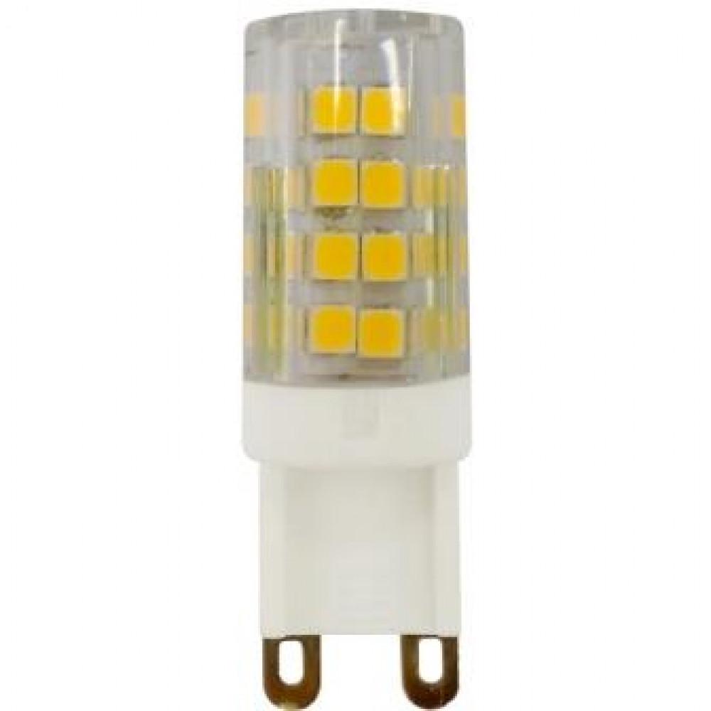 Лампа диодная G9 3.5Вт 4000К 280Лм Эра (100)