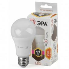 Лампа диодная A60 17Вт Е27 2700К 1360Лм Эра (10)