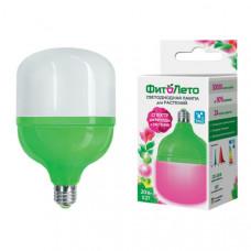 Лампа фито Е27 20Вт M80 для рассады Uniel (10)