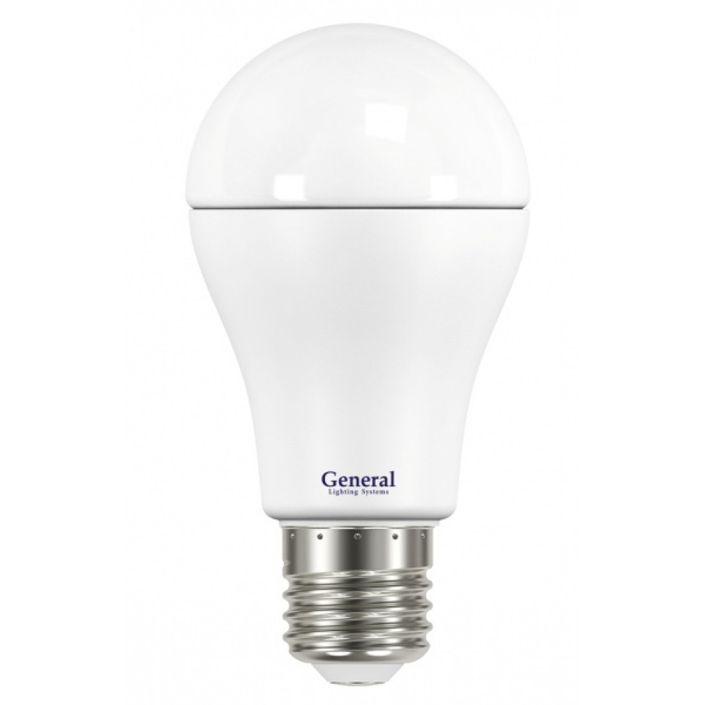 Лампа диодная A60 17Вт Е27 2700К 1320Лм General (10/50)