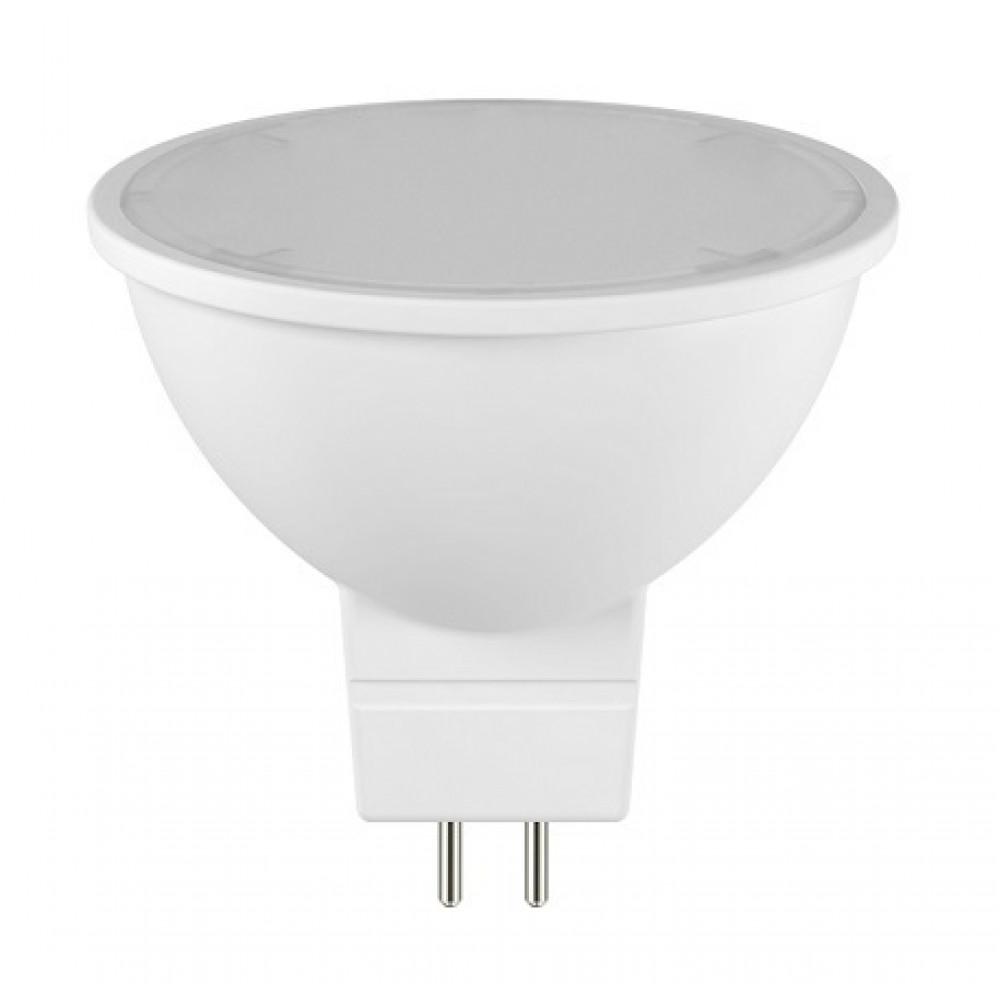 Лампа диодная MR16 GU5.3 8Вт 3000К 500Лм General (10/100)