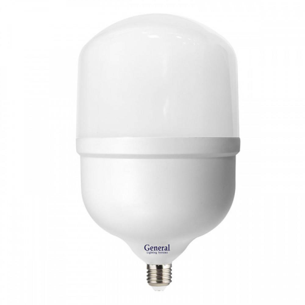 Лампа диодная HPL 80Вт Е27 6500К 6000Лм General (8)