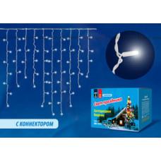 Бахрома Uniel ULD-B3010-200 200LED синий 3х0.7м соединяемая мерцание IP67 (6)