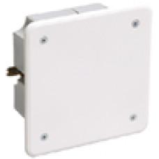 Коробка IEK []92/45мм с крышкой, мет. лапки КМ41021 (126)