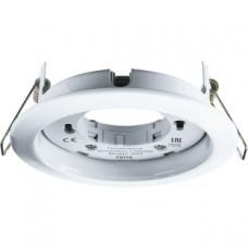 Светильник точечный GX53 белый Navigator NGX-R1-001 упак 10шт