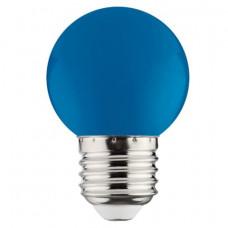Лампа диодная шар G45 1Вт Е27 68Лм Horoz белый (100)