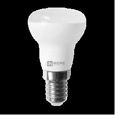 Лампа диодная R39 5Вт Е14 3000К 410Лм InHome (10)