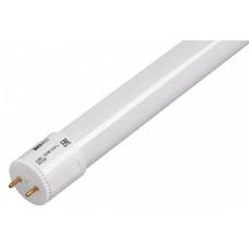 Лампа диодная T8 10Вт 4000К 600мм 800Лм Jazzway матовая (25)