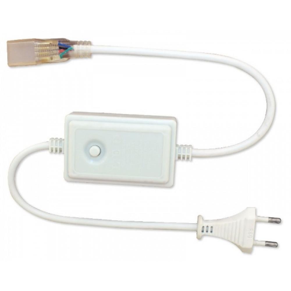 Контроллер RGB 220В 720Вт 5050 8 функций SWG (50)