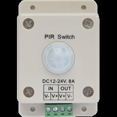 Диммер 12-24В 8А 96-192Вт Ecola LED IR датчик движ