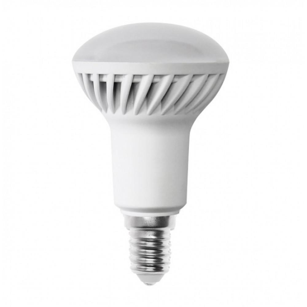 Лампа диодная R50 8Вт Е14 3000К 600Лм Космос (10)