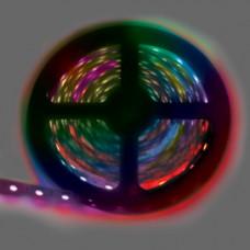 Лента диодная 12В IP20 14.4Вт/м RGB 60LED/м 5м Ecola Pro 10мм (20)