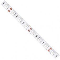 Лента диодная 12В IP20 14.4Вт/м красный 60LED/м 5м Ecola 10мм (20)
