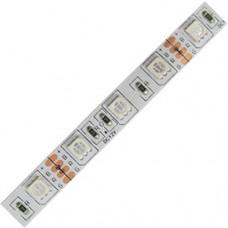 Лента диодная 12В IP20 14.4Вт/м RGB 60LED/м 50м Ecola Pro 10мм (10)