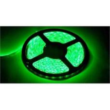 Лента диодная 12В IP20 14.4Вт/м зелёный 5050 60LED/м 5м General