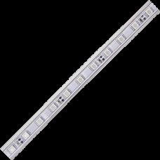 Лента диодная 220В IP68 14.4Вт/м желтый 60led/м 100м Ecola 14x7мм
