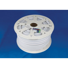 Лента диодная 220В IP67 8Вт/м синий 2835 120LED/м Uniel Neon (50)