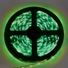 Лента диодная 12В IP20 4.8Вт/м зеленый 60LED/м 5м Ecola Pro 8мм (50)
