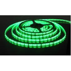 Лента диодная 12В IP20 4.8Вт/м зелёный 3528 60LED/м 5м SWG