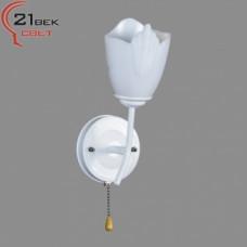 1001/1В WT (6) Светильник бытовой настенный (220V 15W E27)