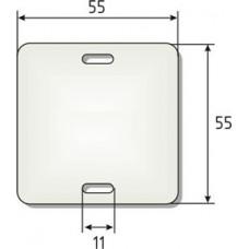 Бирка У-134 (квадрат) IEK (100)