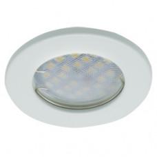Светильник точечный MR16 GU5.3 белый Ecola DL90 кd74 30x80мм (10/200)