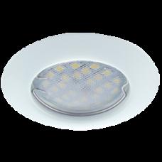 Светильник точечный MR16 GU5.3 белый Ecola DL92 кd74 30x80мм 2шт/уп (2/200)