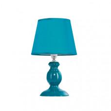 Настольная лампа классическая 33957 Blue Gerhort