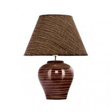 Настольная лампа классическая D2501S Brown Gerhort