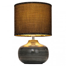 Настольная лампа классическая D2502 Brown Gerhort