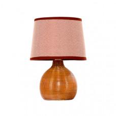 Настольная лампа классическая D2507 Brown Gerhort