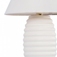 Настольная лампа классическая 33735 White ЭкономСвет