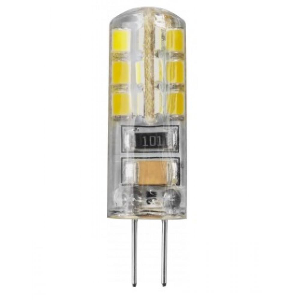 Лампа диодная G4 220В 2.5Вт 4000К 190Лм Navigator (100)