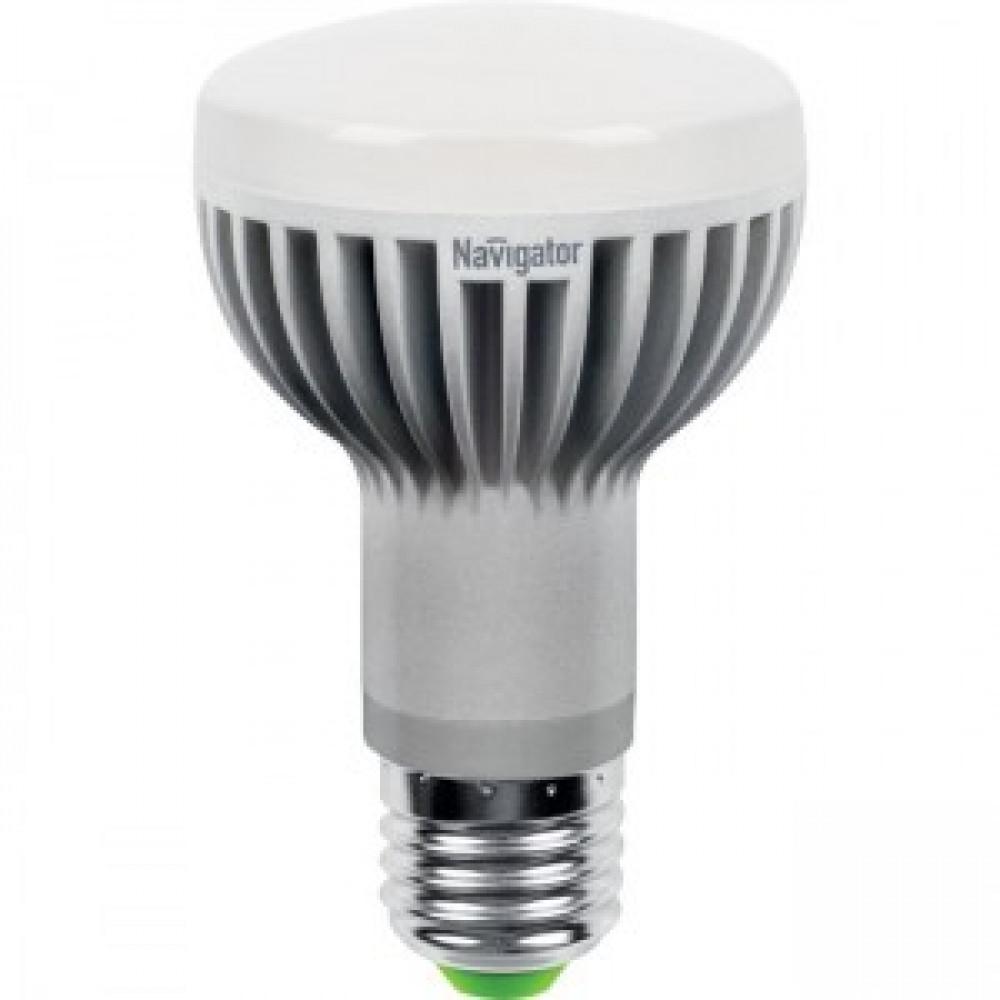 Лампа диодная R63 5Вт Е27 4200К 390Лм Navigator (10)