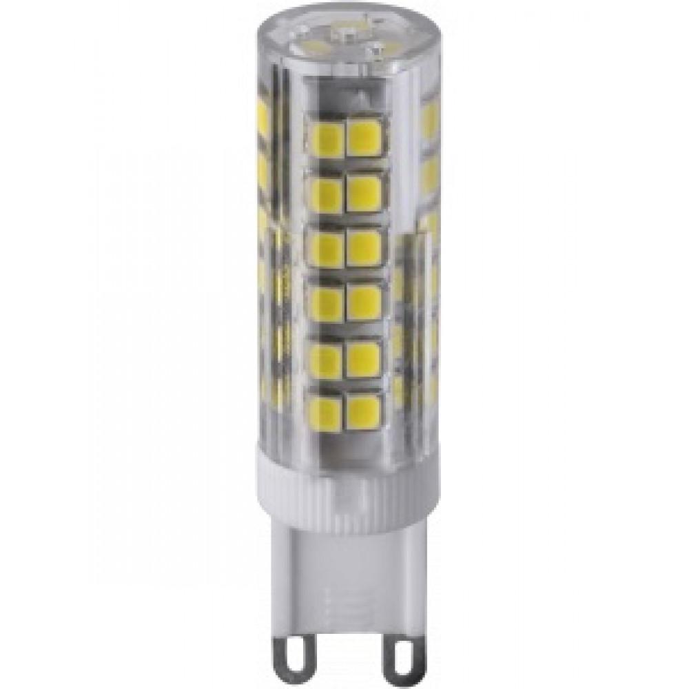 Лампа диодная G9 6Вт 3000К 480Лм Navigator (20)