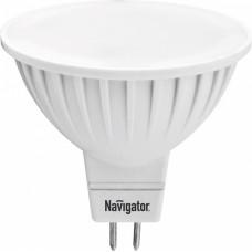 Лампа диодная MR16 GU5.3 7Вт 3000К 490Лм Navigator (20)