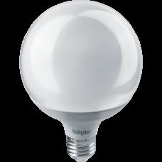 Лампа диодная G120 18Вт Е27 4000К 1600Лм Navigator (10/40)