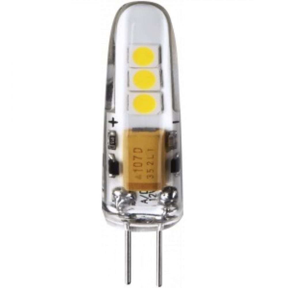 Лампа диодная G4 12В 2.5Вт 3000К 170Лм Navigator (20)