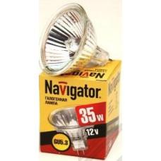Лампа Navigator MR16 35W G5.3 12V (10/200)