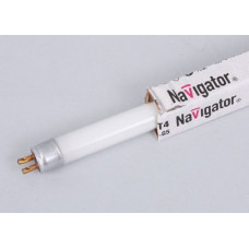 Лампа люминесцентная G5 T5 6Вт 840 212мм Navigator (50)