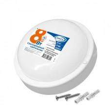 IONICH 8Вт круг белый 4000К IP65 650Лм (40)