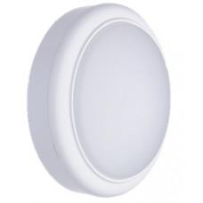 Светильник диодный герметичный WT045C 20Вт D200х76мм 4000К IP54 1600Лм Philips белый (20)