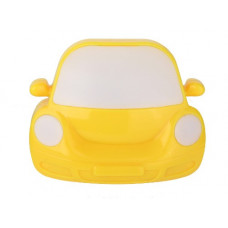 Ночник 220В Camelion NL-196 Машинка желтый 0.5Вт (24)