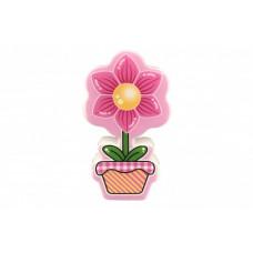 Ночник 220В Camelion NL-231 Цветок 4LED (18)
