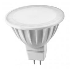 Лампа диодная MR16 GU5.3 5Вт 3000К 350Лм Онлайт (200)