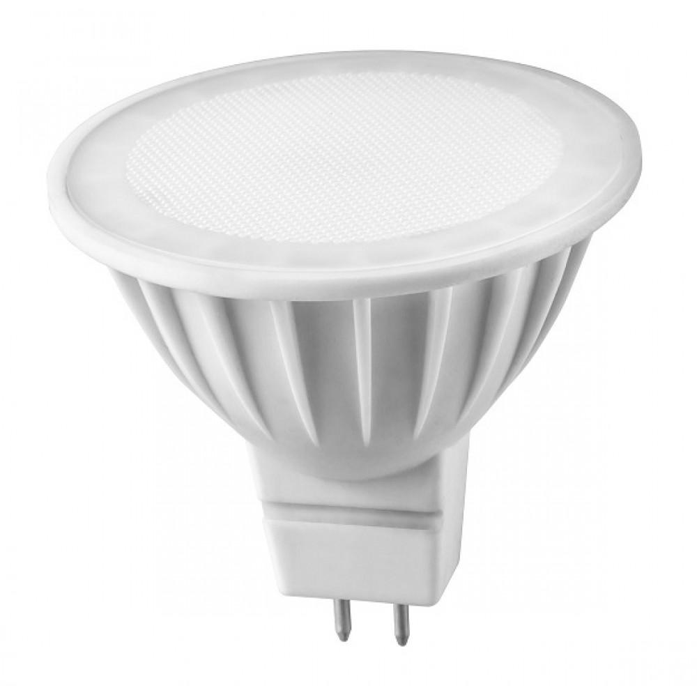 Лампа диодная MR16 GU5.3 7Вт 6500К 560Лм Онлайт (200)